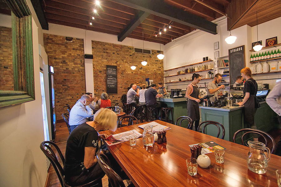 Spots for the Best Brunch in Brisbane Strauss