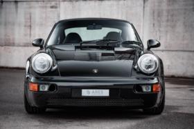Ares Custom 1991 Porsche 911 Turbo front
