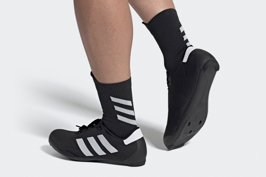 Adidas Road Cycling Shoe feet