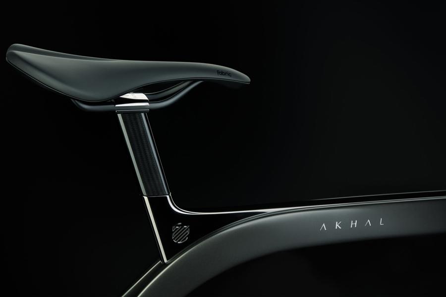 Akhal Shadow Bike seat