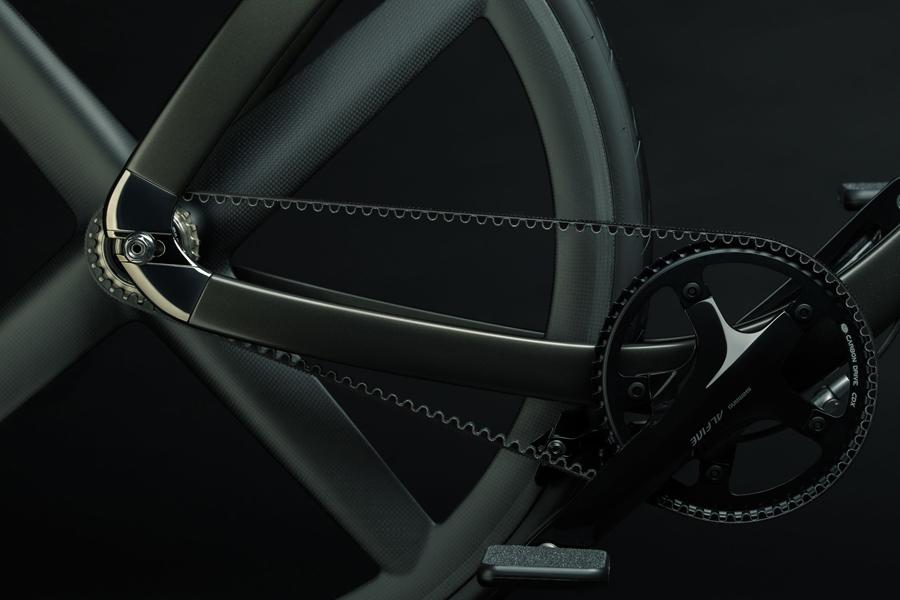 Akhal Shadow Bike pedal