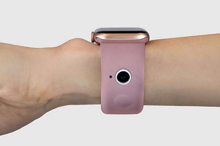 Apple Watch Wrist Cam camera