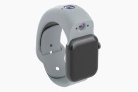 Apple Watch Wrist Cam back
