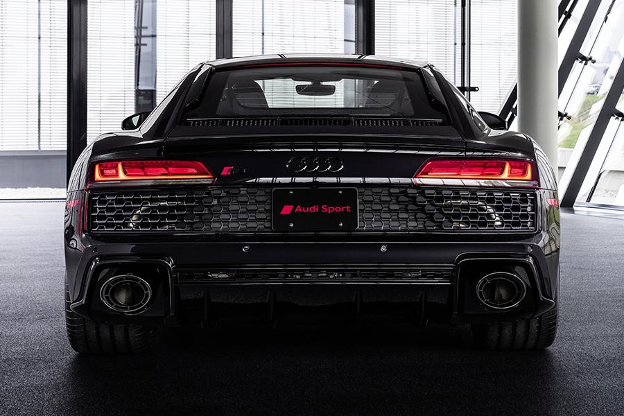 Audi R8 Panther back