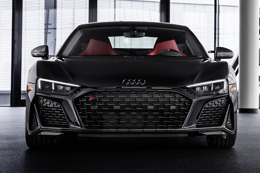 Audi R8 Panther front