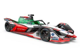 Audi e Tron F1 Car front side