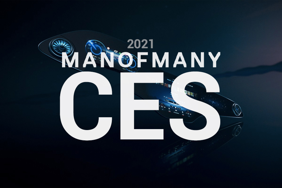 25 Top Tech Products at CES 2021 | Man of Many