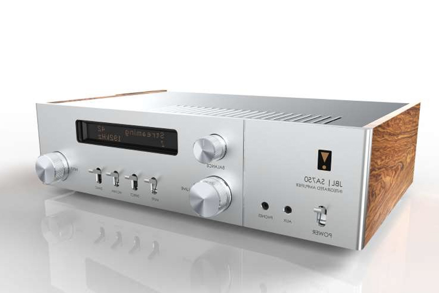 CES 2021 - JBL SA750 Integrated Amplifier