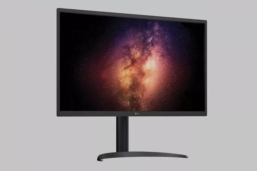 CES 2021 - LG UltraFine OLED Pro