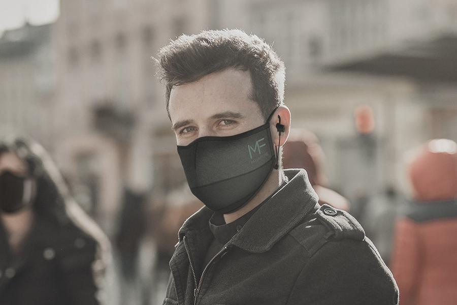 CES 2021 - MaskFone
