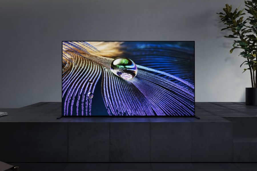 CES 2021 - Sony A90J OLED TV