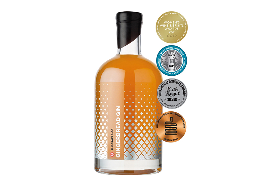 Craft and Co Gingerbread Gin