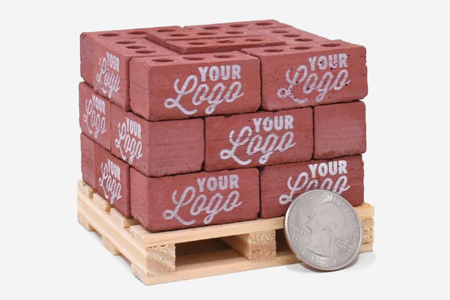 Custom Printed Ultimate Bricks from Mini Materials