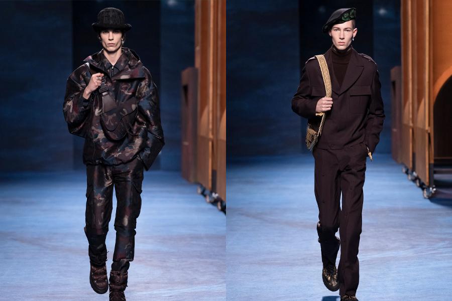 Dior Men Winter 2021 n