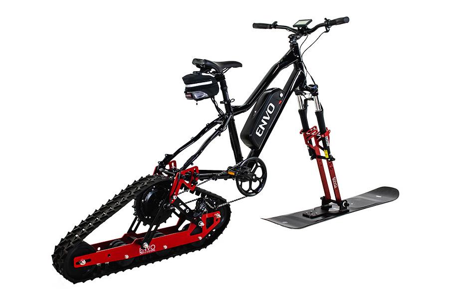 Envo Snowbike Kit side
