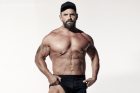 Ethan Suplee shirtless