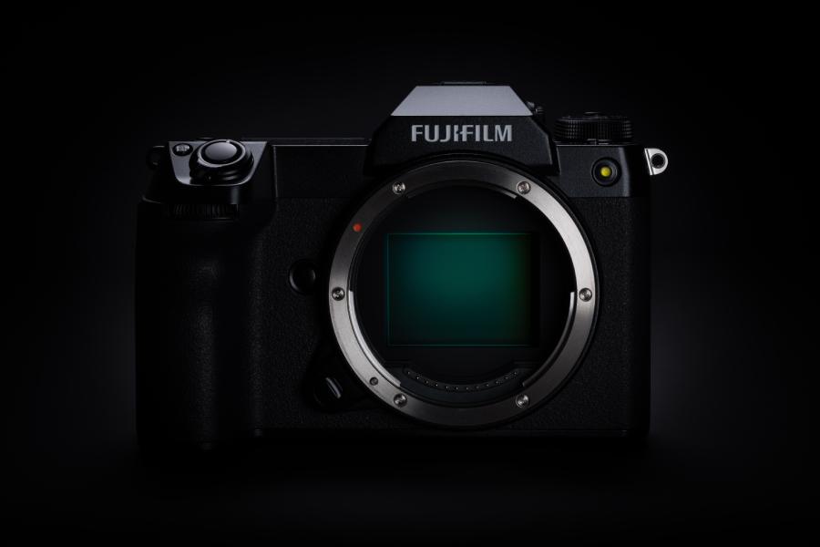 FUJIFILM GFX100S front