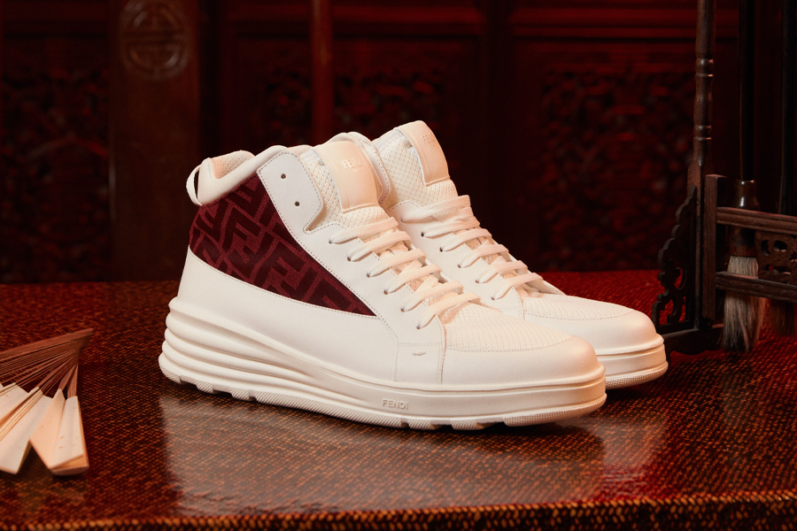 Fendi Chinese New Year Sneakers