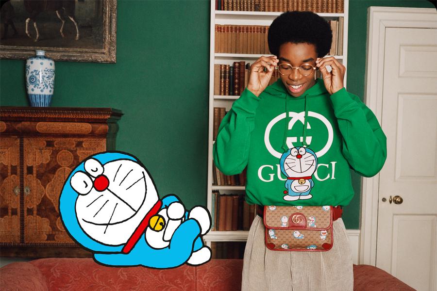 Gucci x Doraemon 7