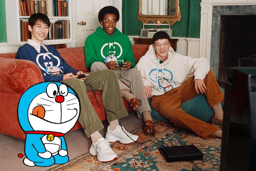 Gucci x Doraemon 8