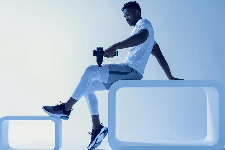 HyperVolt Plus Bluetooth Percussion Massager