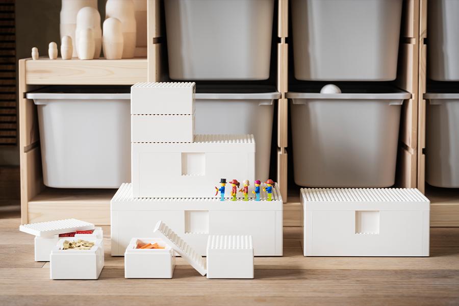 Jan 22nd IKEA x Lego