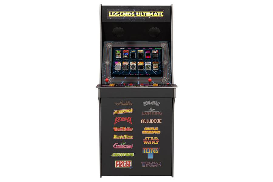 Legends Ultimate Home Arcade front