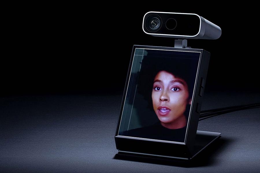 Looking Glass Portrait Kickstarter