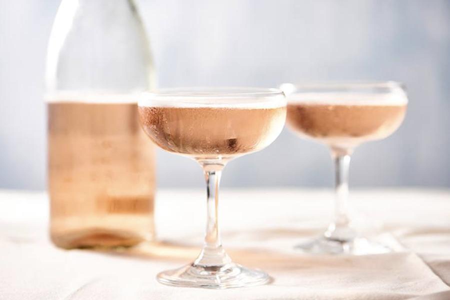 Lowest Calorie Alcohol - rose