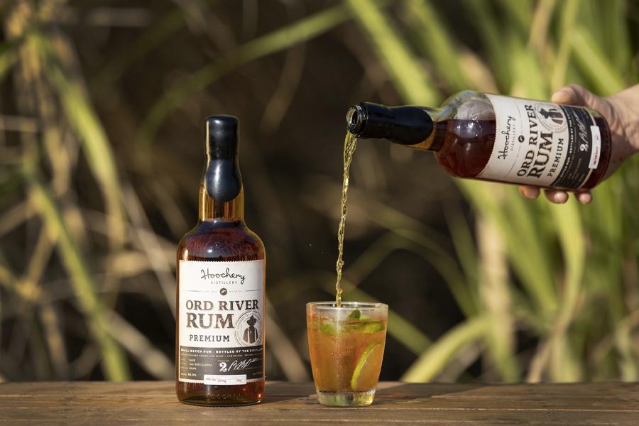 Lowest Calorie Alcohol - rum