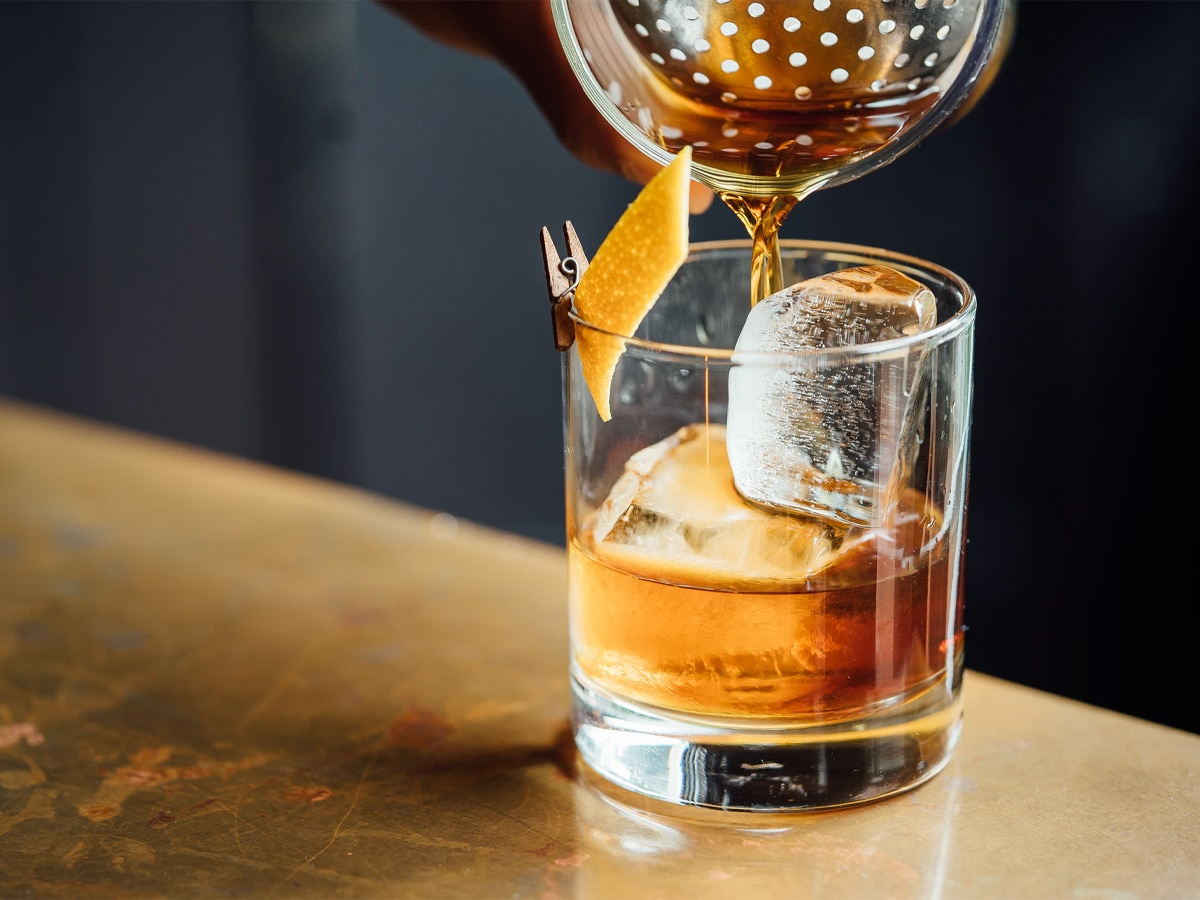Lowest calorie alcohol whiskey