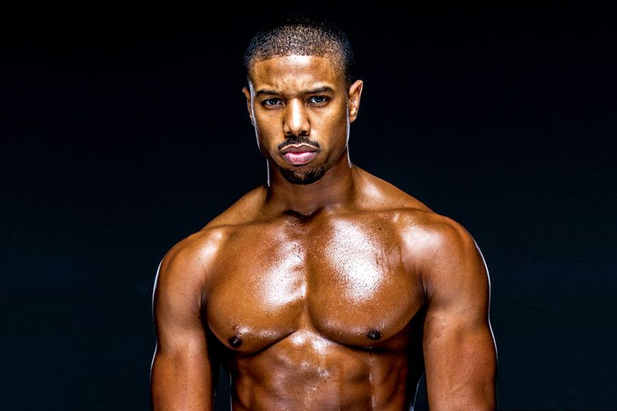 Программа тренировки и диеты Майкла Б. Джордана Creed |  Человек многих