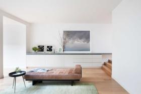 Minimalist Living room idea 1
