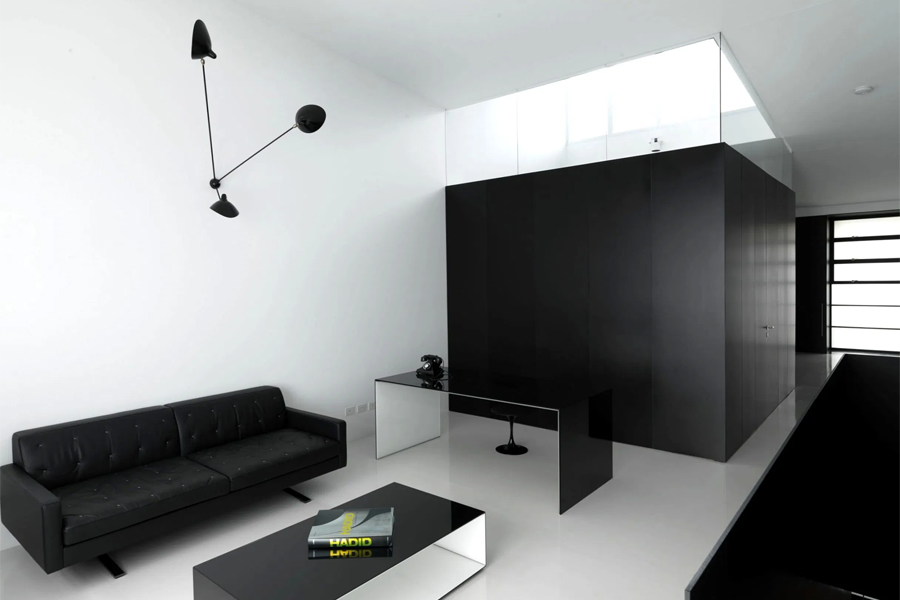 Modern Minimalist Living Room Idea 3