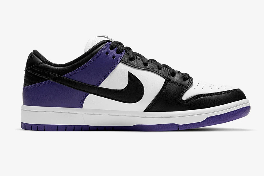 Salida hacia frontera Sucediendo  Sneaker News #23 - Nike Gives the Dunk a Striking 'Court Purple' Colourway    Man of Many