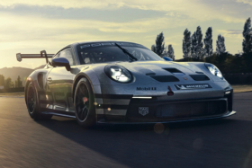 Porsche 911 GT3 Cup front