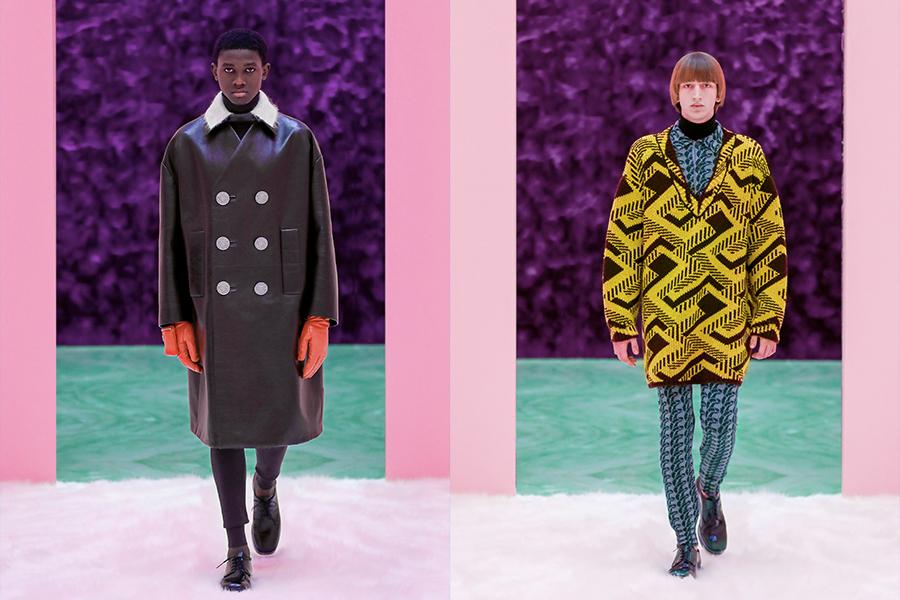 Prada's Fall_Winter 2021 Menswear Collection 1