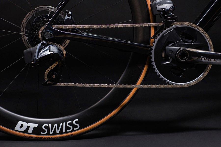 Rapha x Canyon bicycle chain