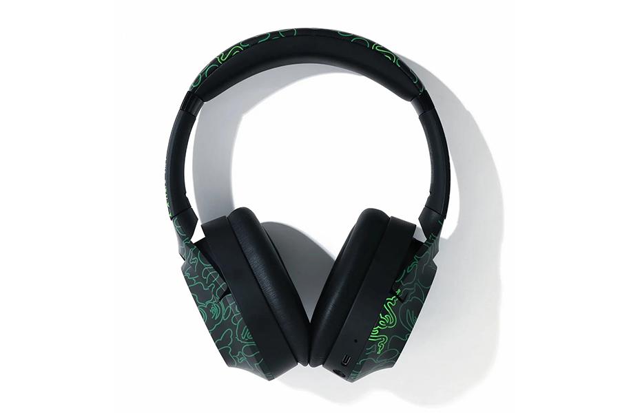 Razer x Bathing Ape headphone