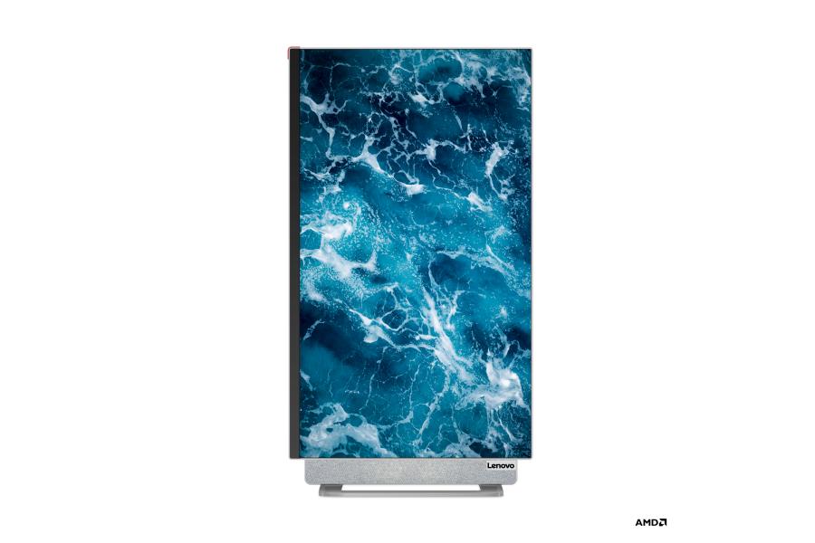 В новом Yoga AIO 7 от Lenovo есть вращающийся дисплей для лучшей прокрутки приложений | Человек многих