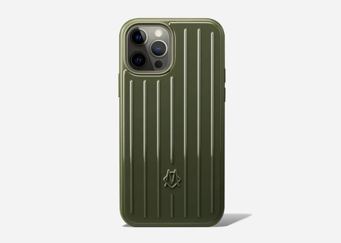 RIMOWA iPhone 12 Phone Case