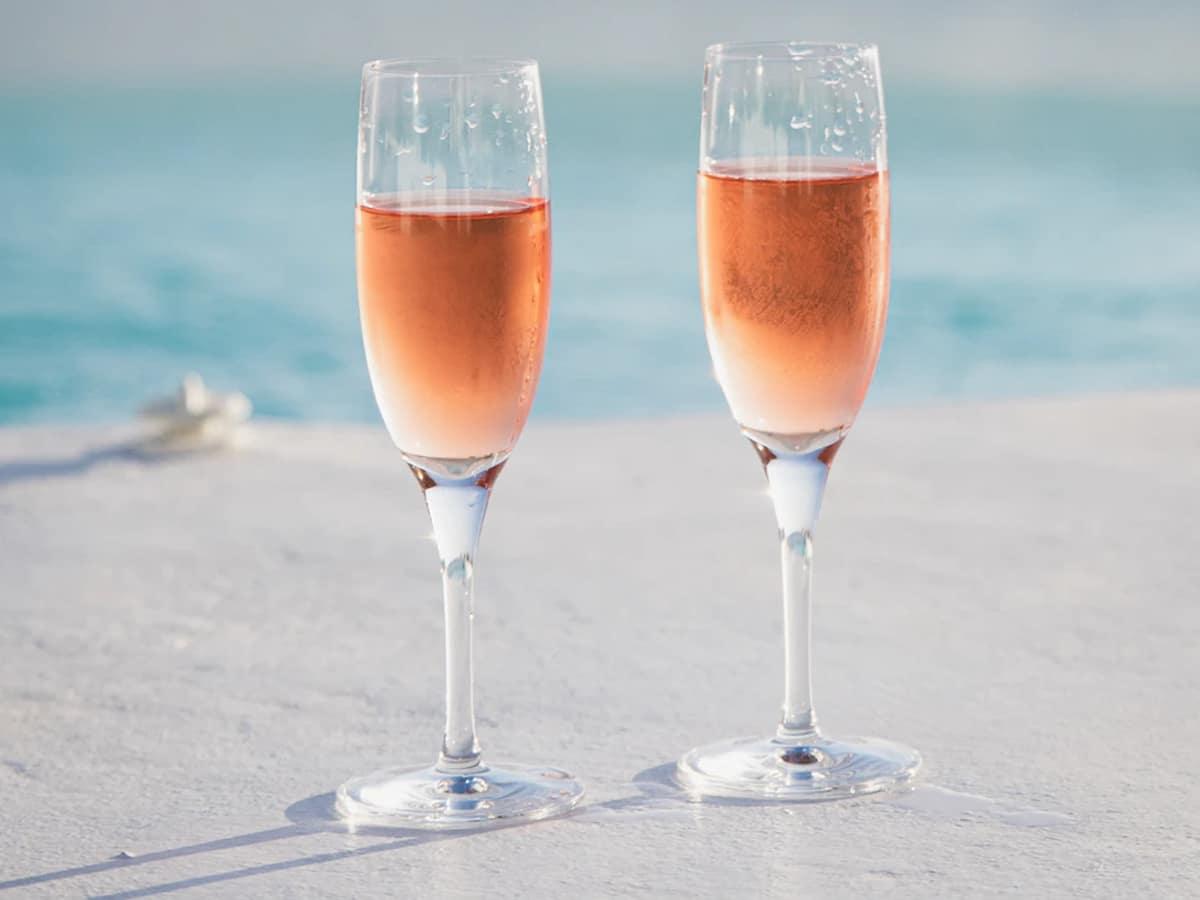 Rose wine calories