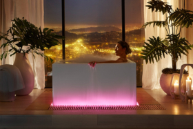 Smart Bathtub overflow
