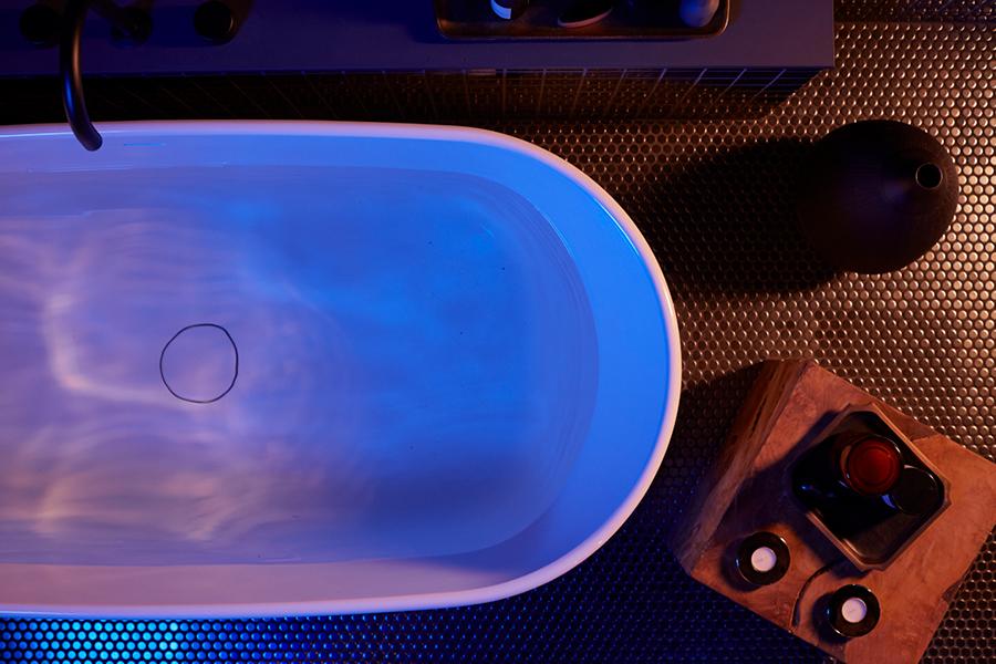 Smart Bathtub faucet