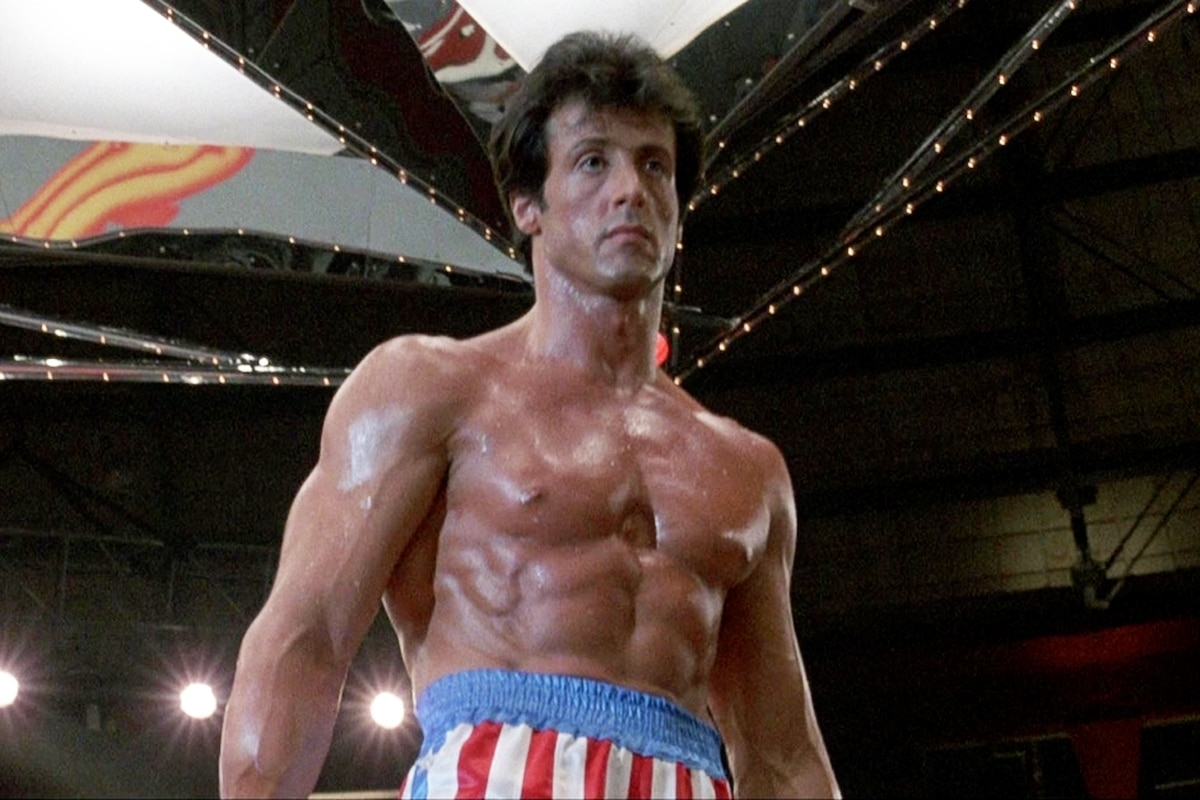 Sylvester Stallone Workout and Diet 1
