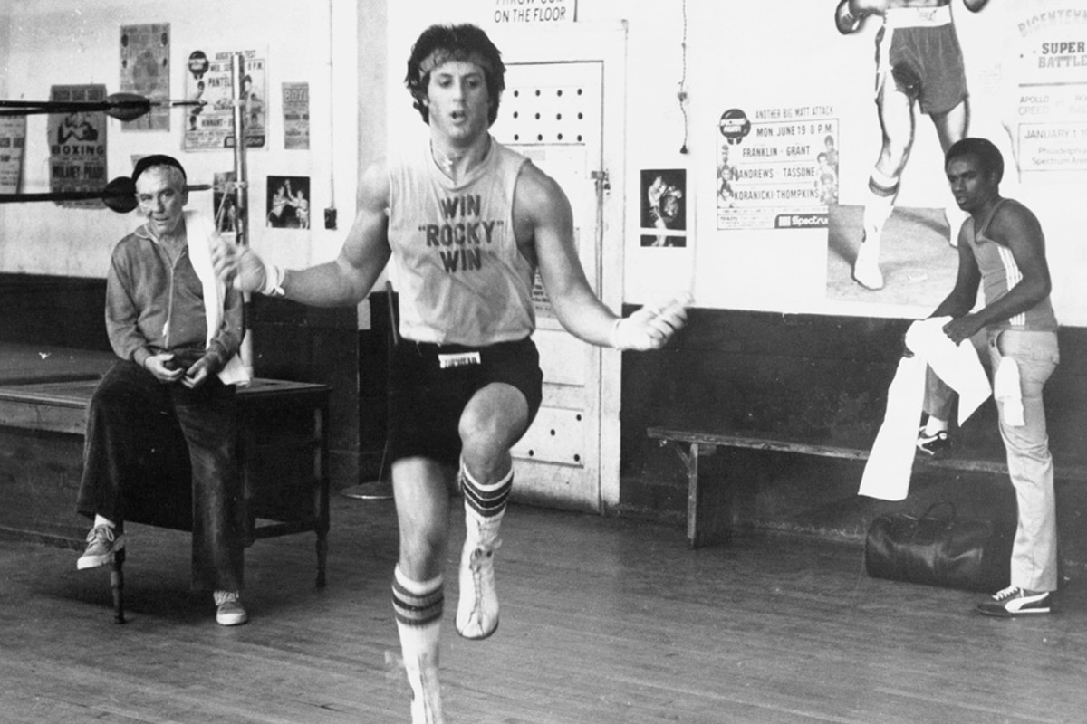 Sylvester Stallone Workout and Diet 4