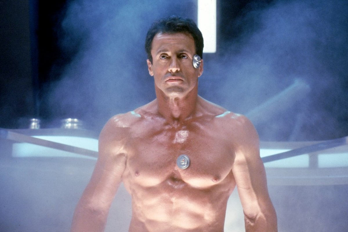 Sylvester Stallone Workout and Diet 5
