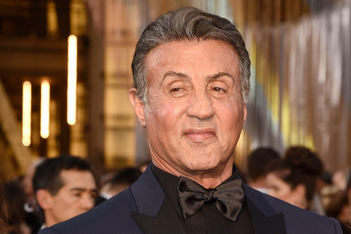 Sylvester Stallone Workout and Diet 9