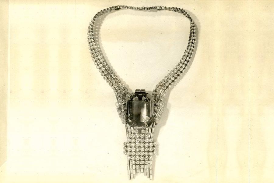 Tiffany 80-carat diamond