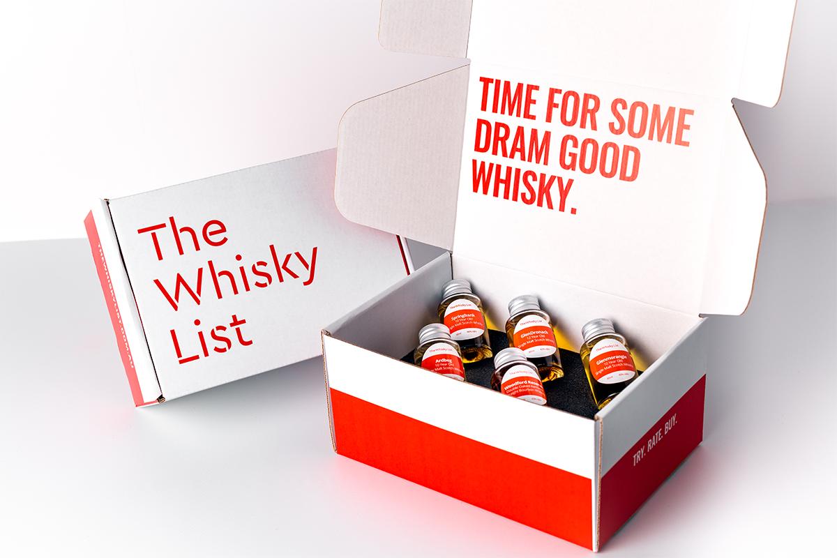The Whisky List